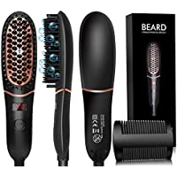 Kovano Ionic Heated Beard Straightening Comb for Men