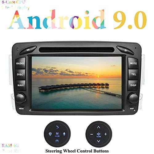 Android 9.0 Autoradio 8-Core 7