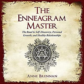 The Enneagram Master: The Road to Self-Discovery, Personal Growth, and Healthy Relationships  audiobook cover art