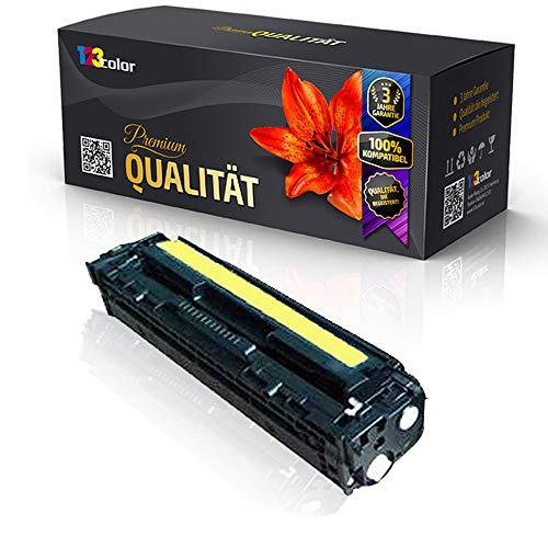 alternativa cartucho de tóner para HP Color LaserJet CP1215Color LaserJet CP1216Color LaserJet CP1217CB 542A CB542Yellow