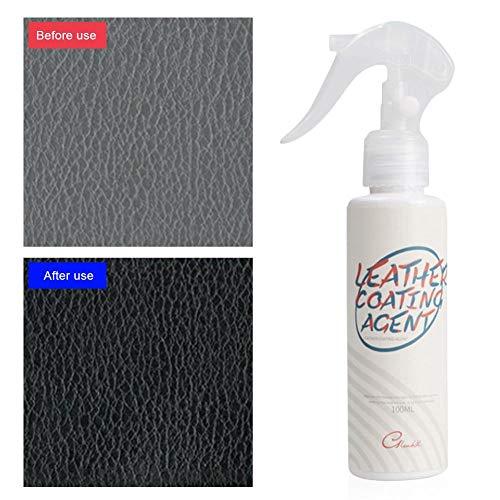 Crema protectora de piel, color crema de piel, impermeable, revestimiento de piel resistente a la suciedad, herramienta de reparación de agente - 100 ml