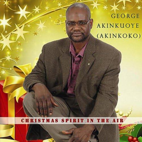 George Akinkuoye