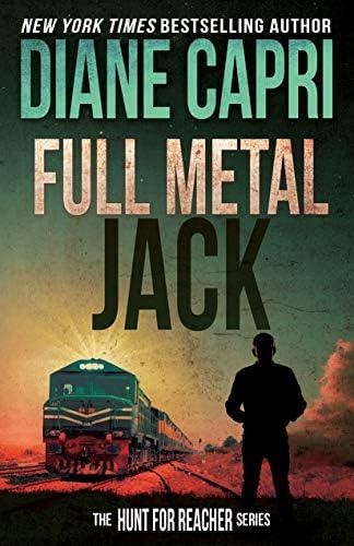 Full Metal Jack Hunting Lee Child s Jack Reacher The Hunt for Jack Reacher Series Book 13 product image
