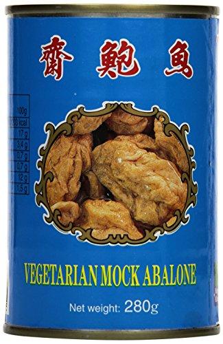 Wu Chung Mock Abalone, vegetarisch, (Chai Powyu), 1er Pack (1 x 280g)