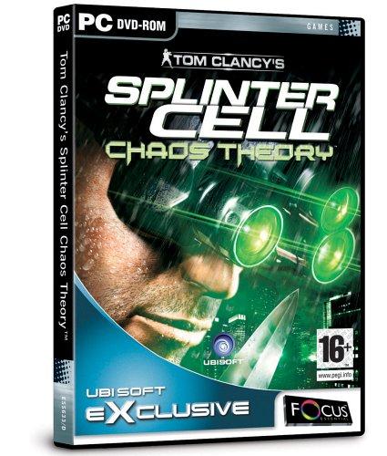 Tom Clancy's Splinter Cell Chaos Theory [DVD-Rom]