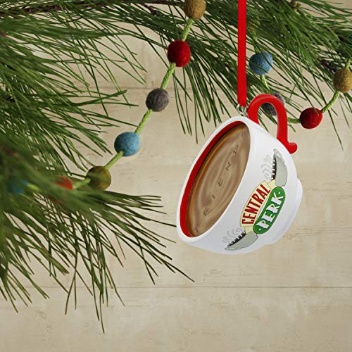 Hallmark Christmas Ornaments, FRIENDS Central Perk Ornament,2HCM3789