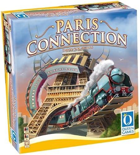 Paris Connection - deut engl.