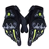 SCOYCO Protective Motorcycle Gloves,Antislip PP Shell...