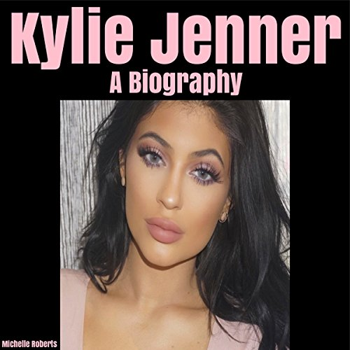 Kylie Jenner audiobook cover art