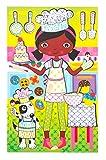 Alex- Arte della Moda Frottage, Multicolore, 1