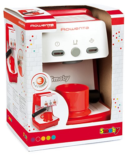 Smoby Rowenta Ekspres do kawy: Amazon.es: Juguetes y juegos