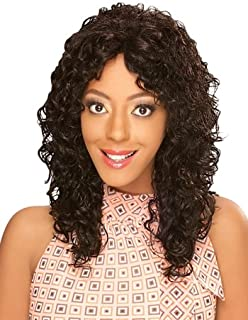 Hollywood Sis Remy Human Hair Lace Front Wig – FRENCH REFINED (WET & WAVY) (1)