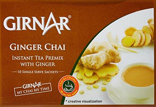 Girnar Instant Premix With Ginger (10 Sachets)