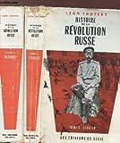 Histoire de la Révolution Russe, Tome I - Février - Editions Du Seuil