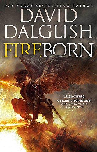 Fireborn: Seraphim, Book Two (The Seraphim Trilogy, Band 2)
