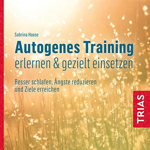 Autogenes Training - A1 Titelbild