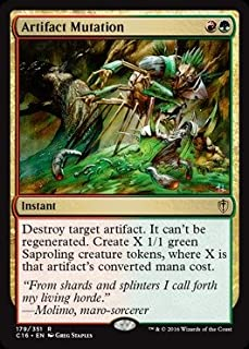 Magic: the Gathering - Artifact Mutation (179/351) - Commander 2016