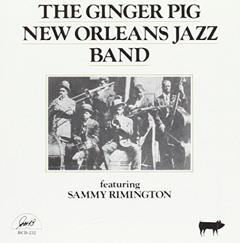 Ginger Pig New Orleans Jazz Ba
