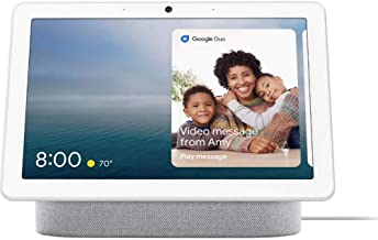 Google Nest GA00426US Hub Max with Google Assistant