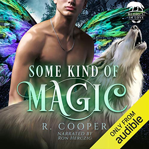 Some Kind of Magic audiobook cover art