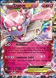 Pokemon Diancie EX Premium Collection Foil Holo Promo Card XY43 XY 43 (English)