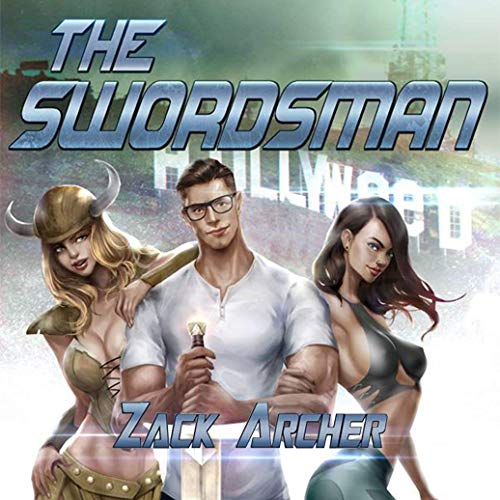 The Swordsman cover art