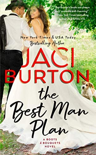 The Best Man Plan A Boots And Bouquets Novel product image