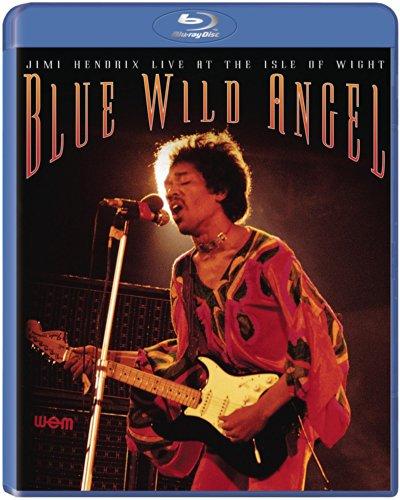 Blue Wild Angel - Jimi Hendrix Live at the Isle of Wight (Blu-Ray Disc)