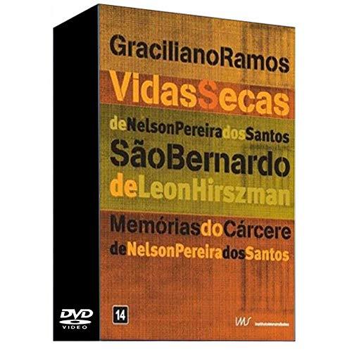 Box Graciliano Ramos (3DVDs)