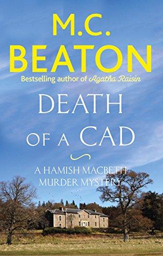 Death of a Cad (Hamish Macbeth Book 2) (English Edition)