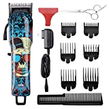 Best Cordless Barber Clippers - Cosyonall Pro Cordless Rechargeable Hair Clippers for Men Review