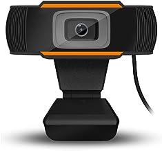 1080P HD Webcam with Dual Microphones - Webcam for Gaming Conferencing, Laptop or Desktop Webcam, USB Computer Camera for ...