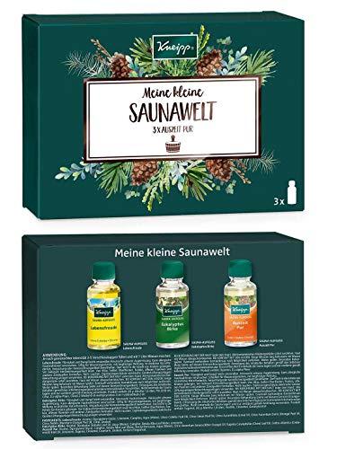 Kneipp Sauna Geschenkpackung- Meine kleine Saunawelt, (3 x 20 ml)
