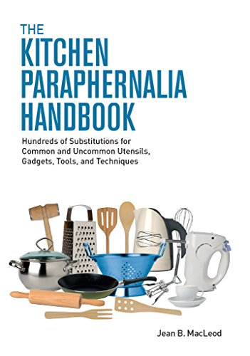 The Kitchen Paraphernalia Handbook by Jean B. MacLeod ebook deal