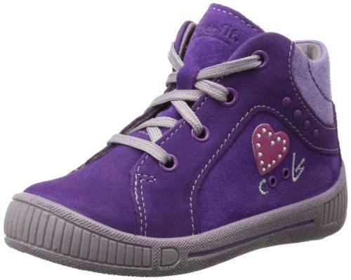 Superfit Cooly - Zapatos de Primeros Pasos de Cuero bebé