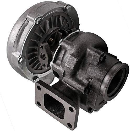 U/D Turbo T3T4 T04E COM A/R .63 A/R.60 Aceite FRÍO FRÍO 3'V Bando Universal Turbocharger Balance EQUILIBIDO Turbina equilibrada