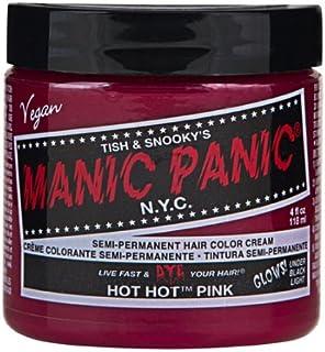 マニックパニック MANIC PANIC ヘアカラー 118mlホットホットピンク ヘアーカラー