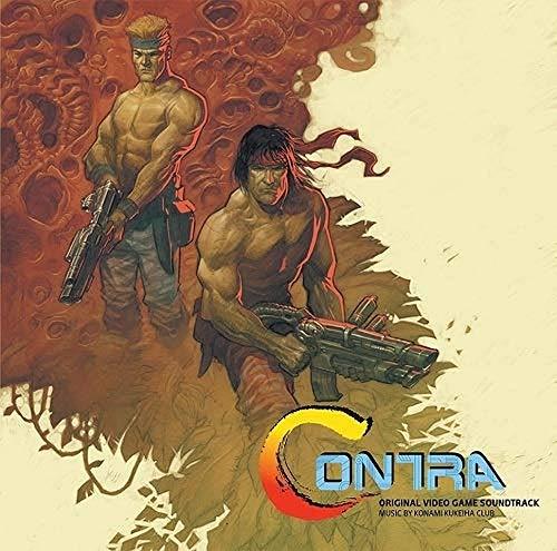 Contra (Original Video Game Soundtrack) [Disco de Vinil]