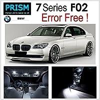BMW 7シリーズ F02 LED 室内灯 ルームランプセット ロングボディ対応 25カ所 キャンセラー内蔵 6000K