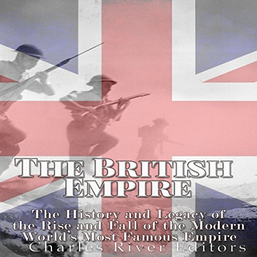 The British Empire audiobook cover art