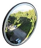 SNS SAFETY LTD Espejo de Tráfico Convexo de Seguridad, para Entrada de Vehículos, Almace...