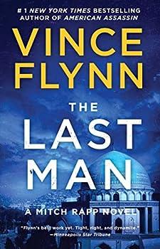 The Last Man  A Novel  Mitch Rapp Book 13