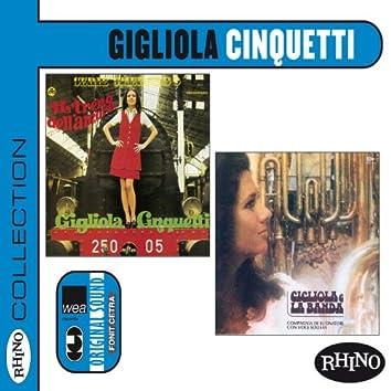 Collection: Gigliola Cinquetti [Il treno dell'amore & Gigliola e la Banda]