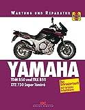 Yamaha TDM 850/TRX 850: Wartung und Reparatur. Print on Demand - Matthew Coombs