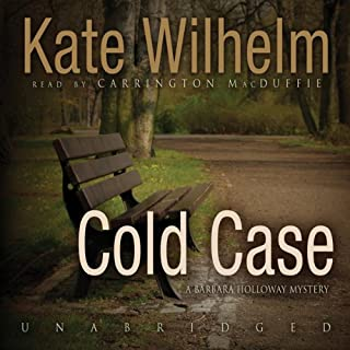 Cold Case audiobook cover art
