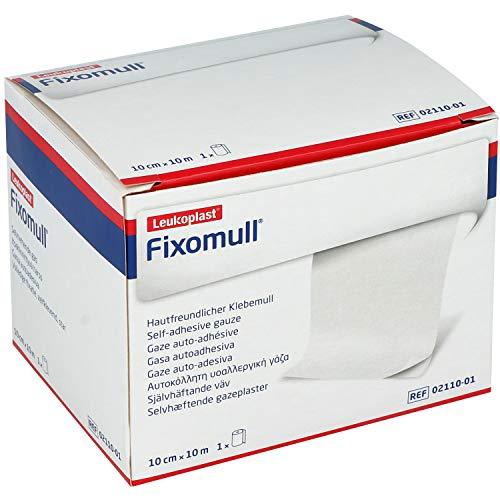 BSN medical Fixomull Klebemull 10 cm x 10 m (1 Stück)