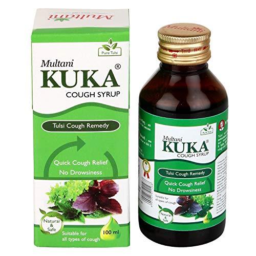 multani pharmaceutical Kuka Syrup (100 ml) - Pack of 3