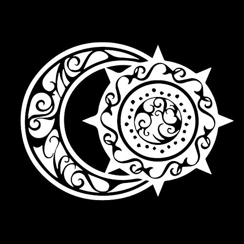 Opprxg Vinilo Alá musulmán Pegatinas de Pared Decorativas Dormitorio Sala de Estar calcomanías Decorativas de Pared 80x61cm