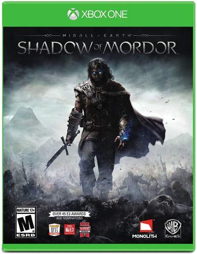 La Tierra-Media: Sombras De Mordor - [Importación USA]