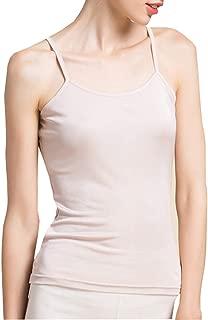 Women's Silk Camisole Top Super Breathable Pure Silk Cami Tank